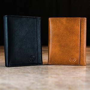 Quality wallet venice design power bank wallet