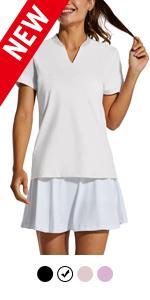 Women Golf Shirts