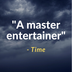 Over My Dead Body by Jeffrey Archer, Time quote