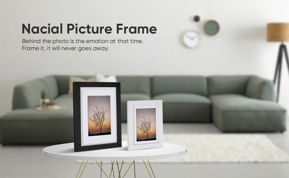 picture frames collage for wall