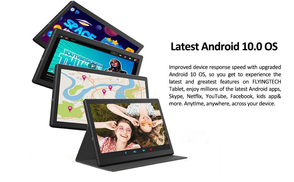 quad-core Android tablet 10.0