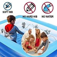 Paintable pool