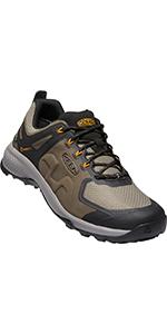 men's explore low waterproof hiking shoe outdoor indoor