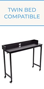 Joy's Overbed Table   Twin Bed Compatible
