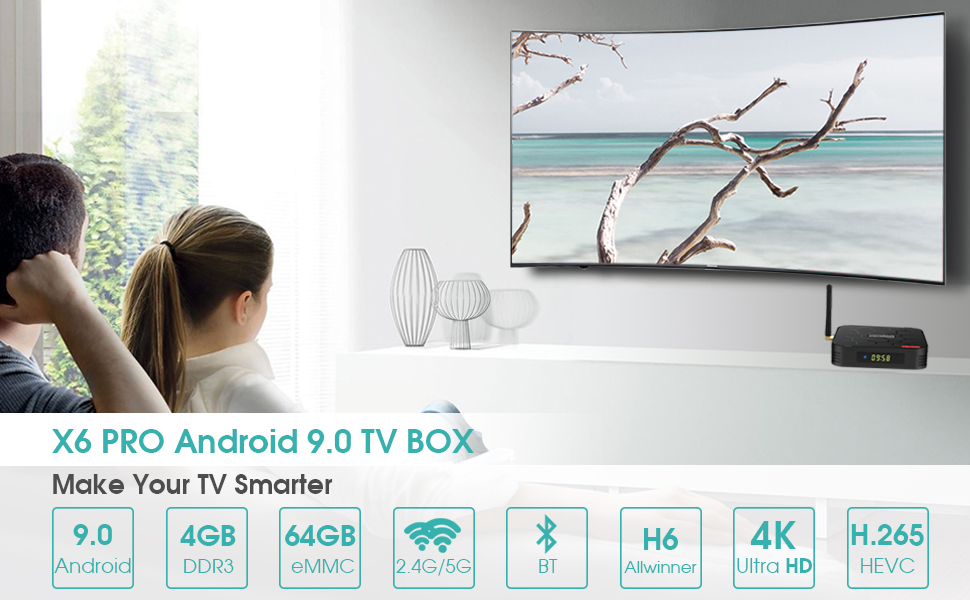 Android tv box tv box android box 4K android tv box 10.0 2021 newest Android box 10.0 tv box
