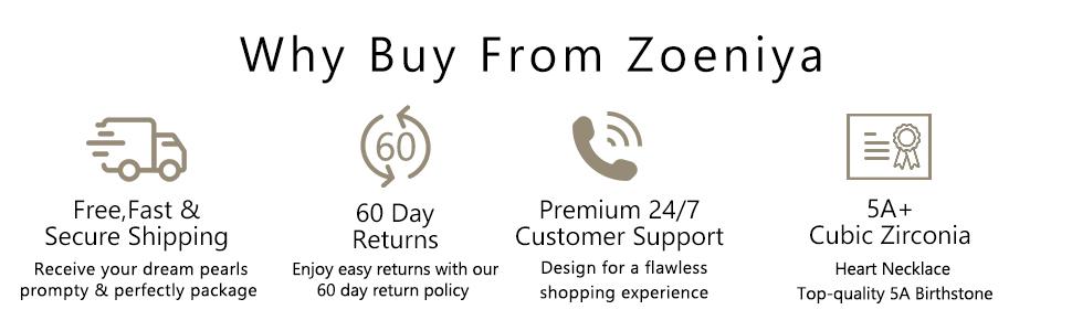 Why Buy From Zoeniya