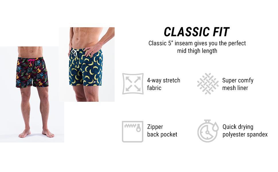 chubbys swim trunks mens chubby swim trunks mens beach shorts for men chubby swim trunks