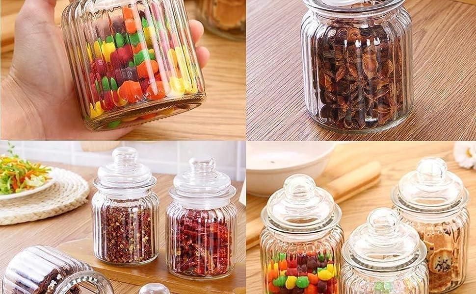 pop jar glass