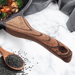 heat resistant bakelite handle