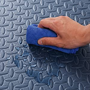 Easy to Clean and Non-slip Surface