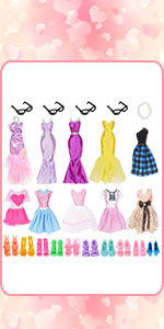 Doll Clothes for Girls