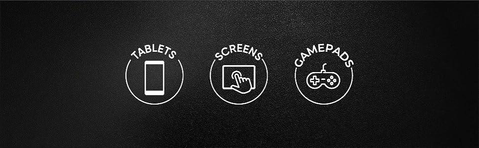 Screen cleaner