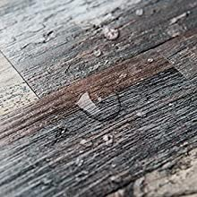 wood backsplash tile