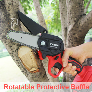 One-handed Chainsaw