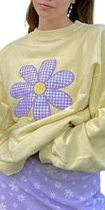 Daisy Floral Top
