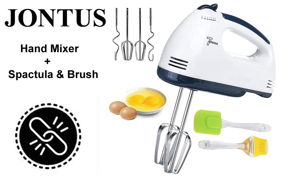 Spactula and brush set, Hand Blender Mixer,Electric Egg Beater ,Hand Mixer,Egg Blender,Blender,