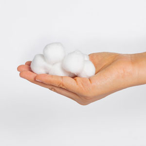 Solimo Cotton Balls