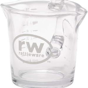 Rattleware 3-Ounce shot glass