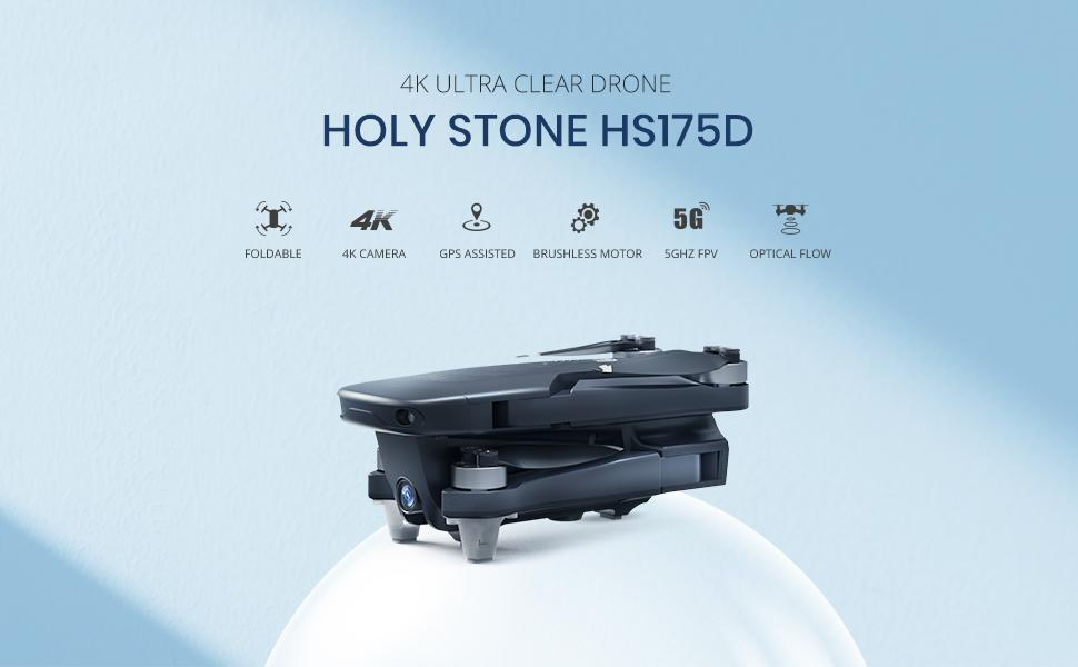 Holy Stone HS175 4K Drone