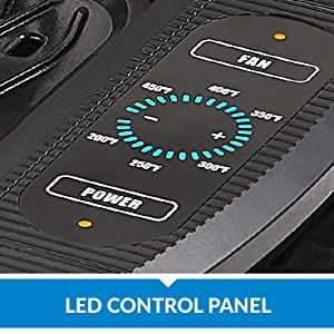 led control panel