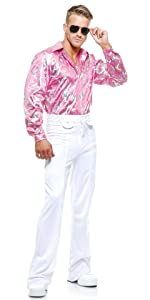 Disco Iridescent Shirt