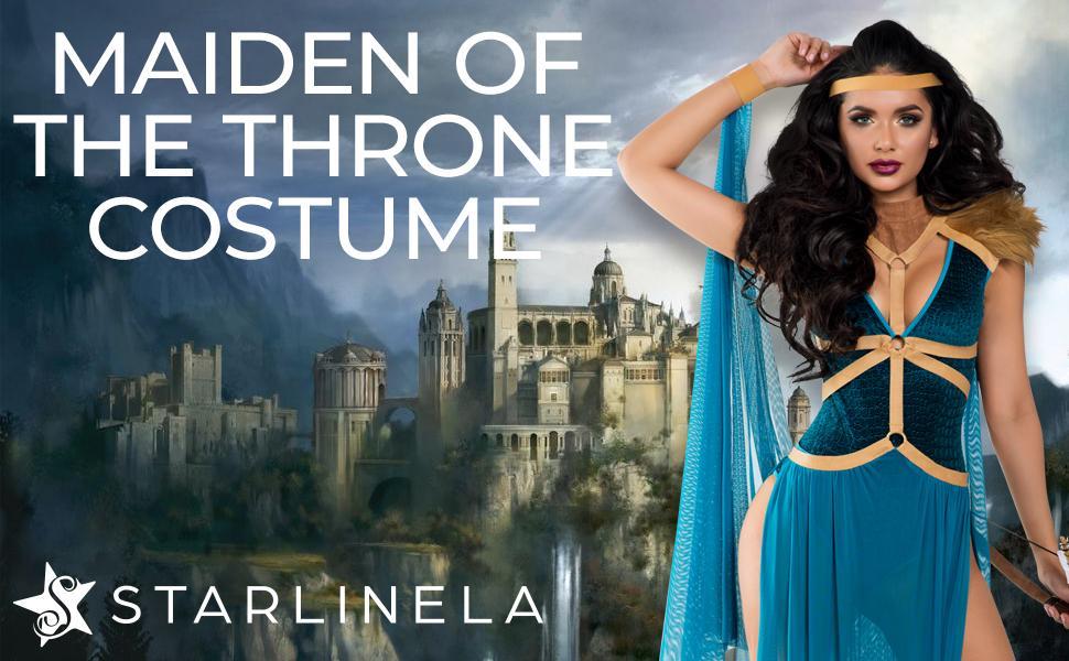 Nastassy, Starline, Costumes, Cosplay, Costume, Halloween