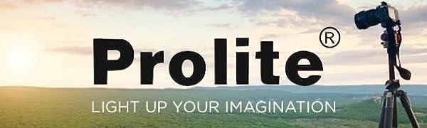 Prolite Tripod Logo