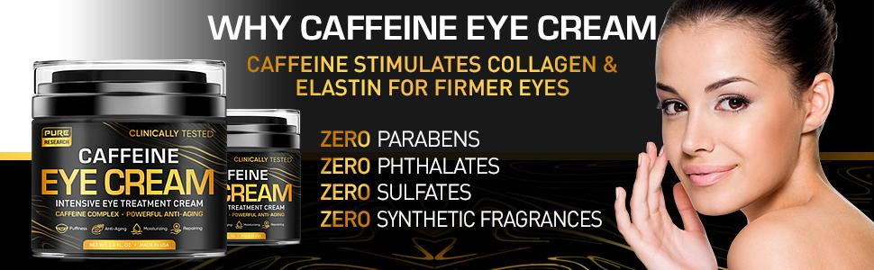 Why caffeine for your eyes banner