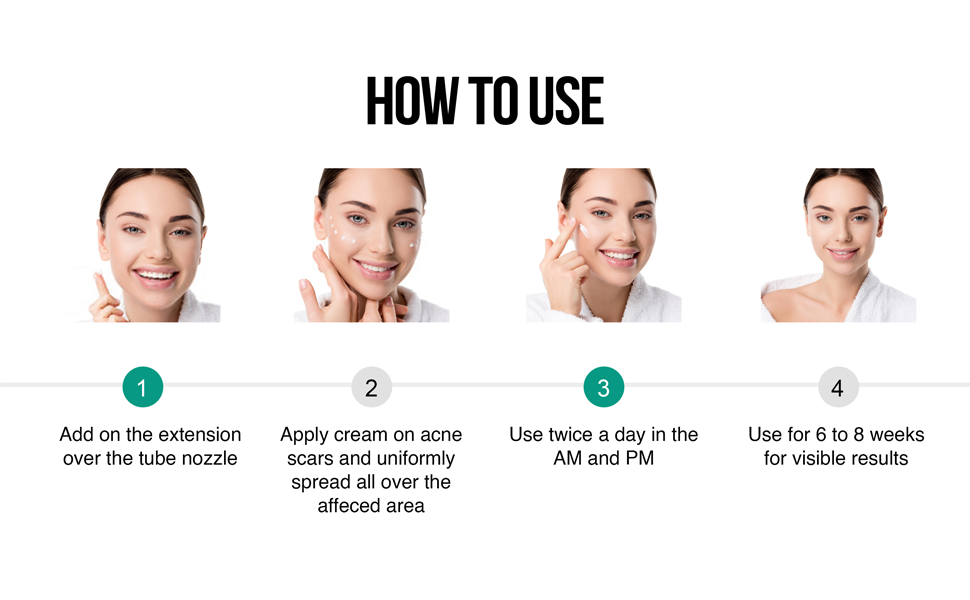 derma Touch Acne Scars & Marks How to Use