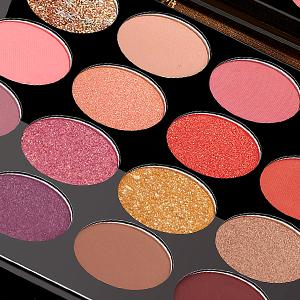 Exquisite Package, High Quality Eyeshadow,  Preferred Gift Choice!