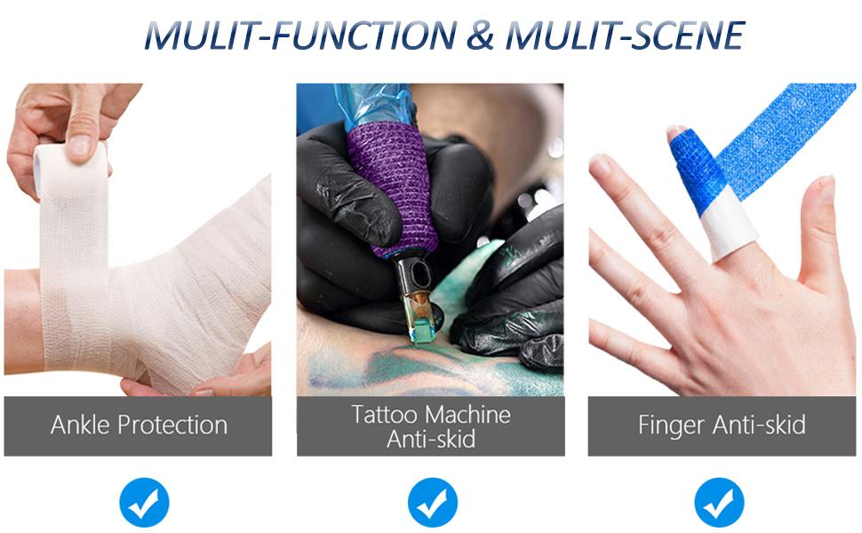 MULIT-FUNCTION amp; MULIT-SCENE AVAILABLE