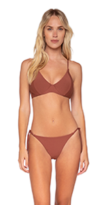Maya Underwire in Canyon Clay.