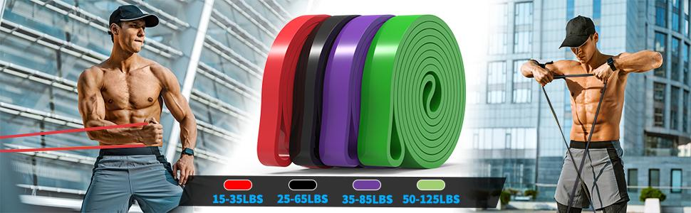 bands for working out weight bands for exercise resistance men pull up assistance bands workout band