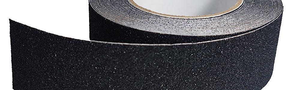 Black PVC Anti Slip Tape