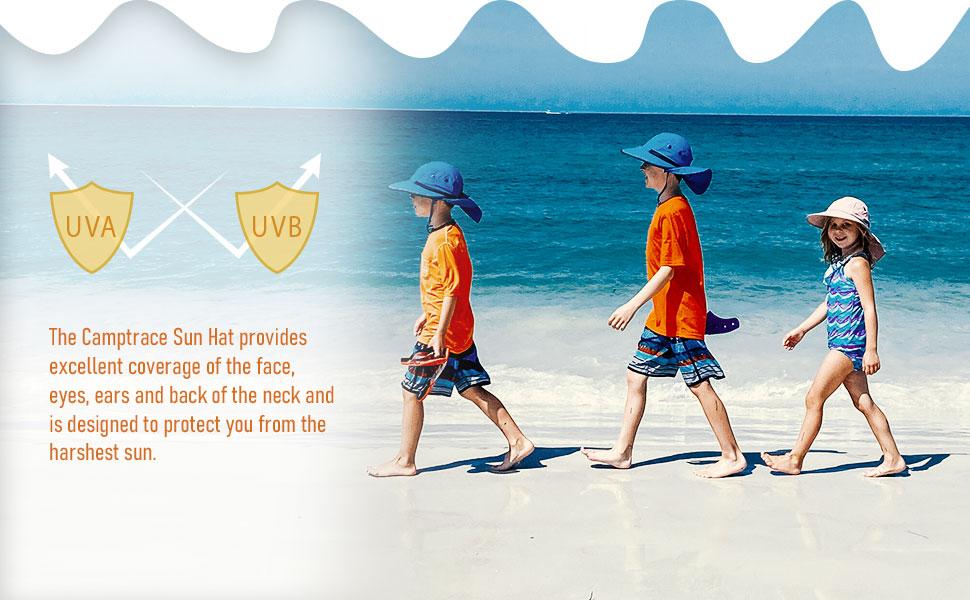 toddler boy beach hat