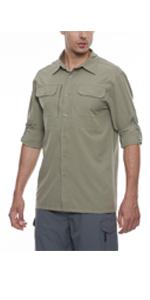 mens hiking shirts