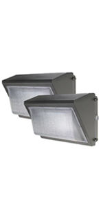 LED wall pack 60W 1Pack