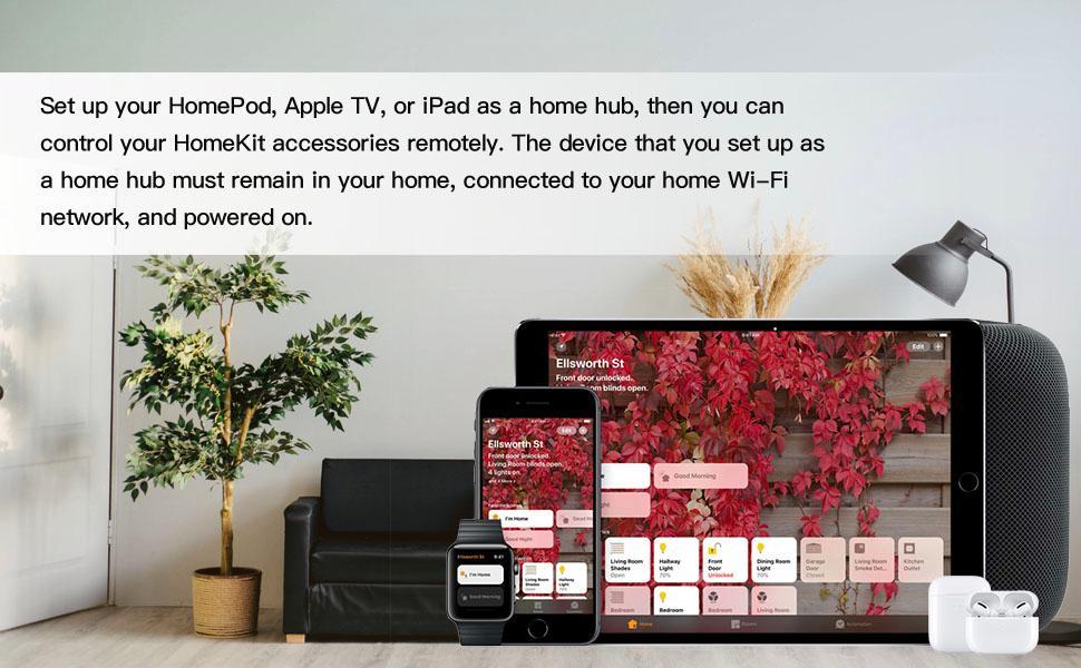 homekit smart plug