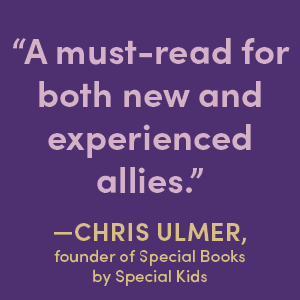 Chris Ulmer says A must-read for both new and experienced allies.