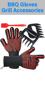 BBQ Gloves Grill Accessories