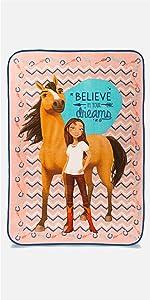 Dreamworks spirit riding free kids bedding bath children character cartoon animated accessories