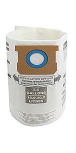 shop vac 90661 filter bags