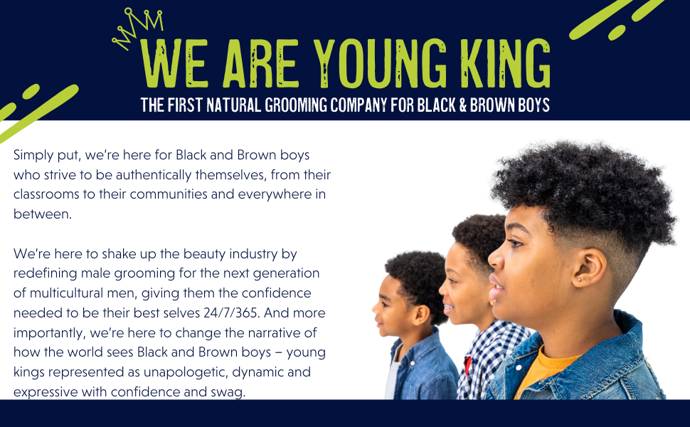 Young King Hair Care About Us