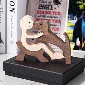 animal handmade sculpture