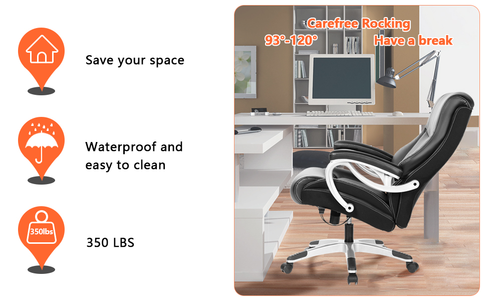 desk chair for back support