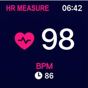 B57 smart watch for women heart rate monitor