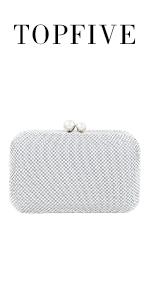 Rhinestones Handbag