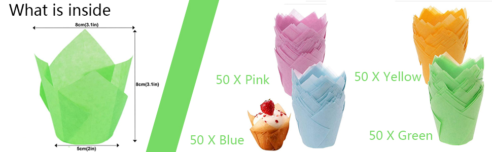 cupcake papers baking cup liners