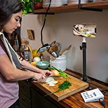 desk mount stand