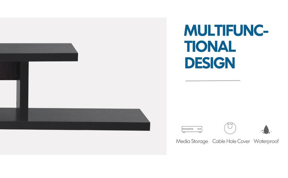 media shelf floating entertainment center floating tv stand floating tv shelf